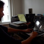 mixing nuukoono with robert lippok